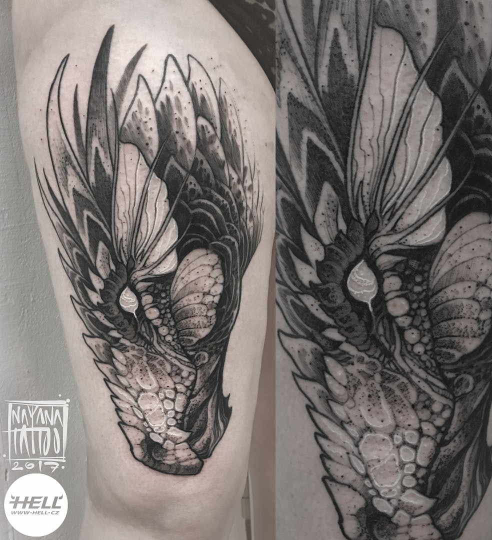 dragon-head-nayana-tattoo