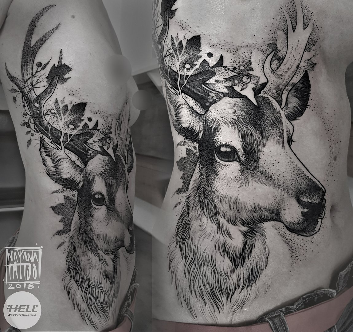 cute-deer-nayana-tattoo