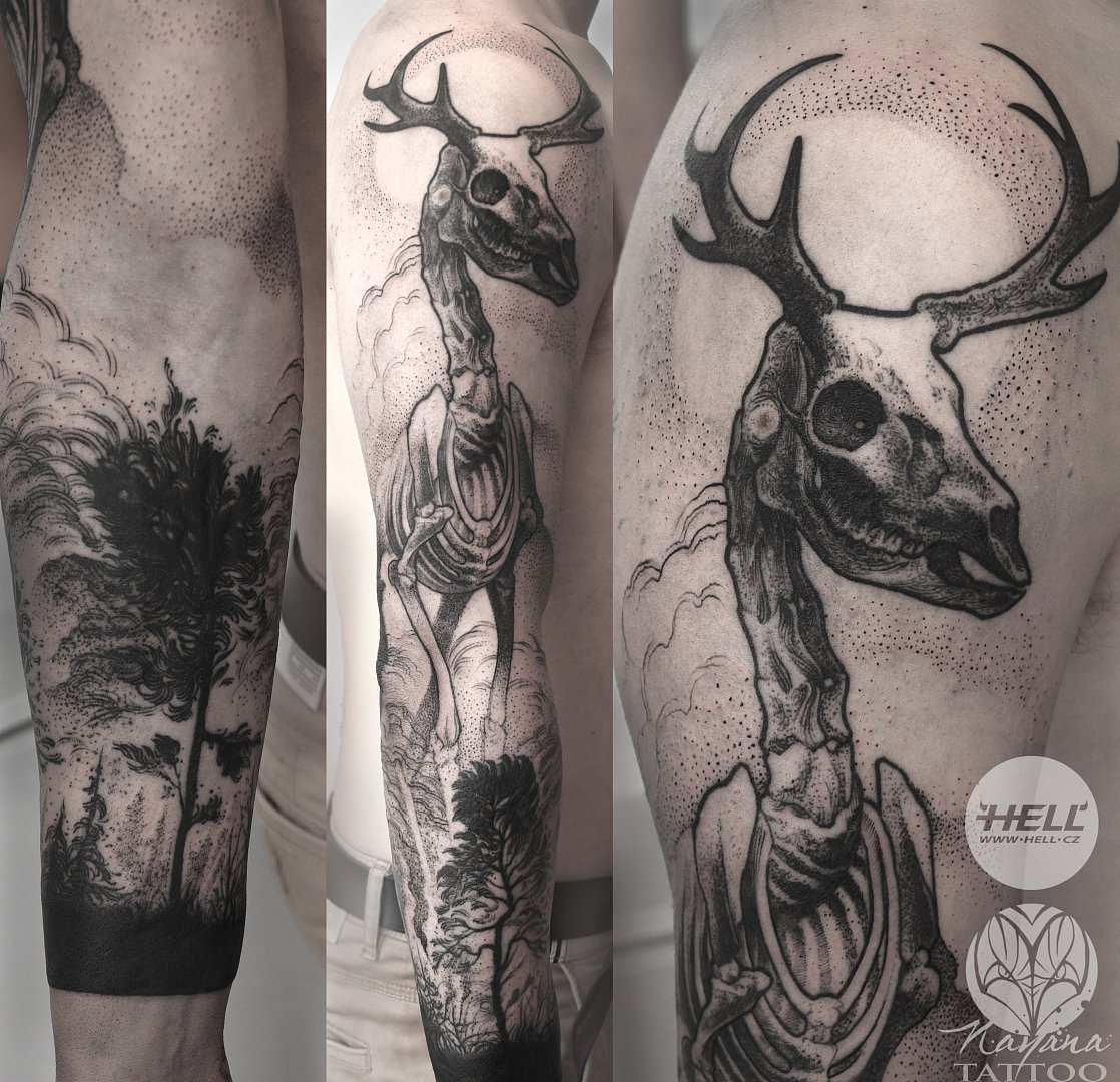 skull-deer-nayana-tattoo