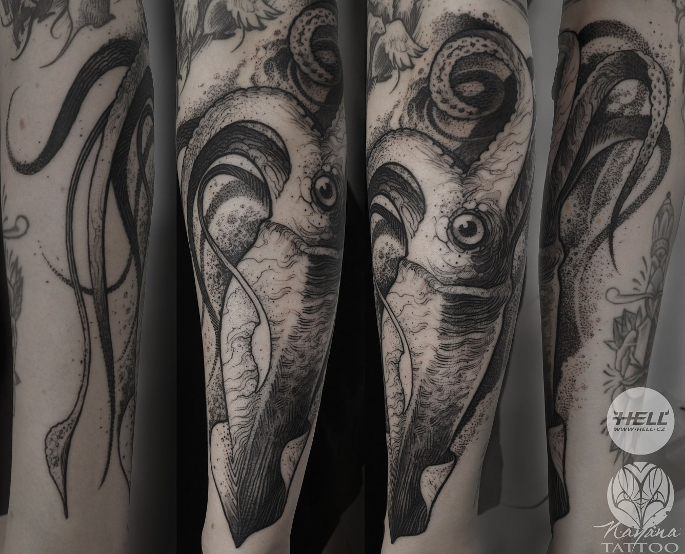 giant-squid-freehand-nayana-tattoo