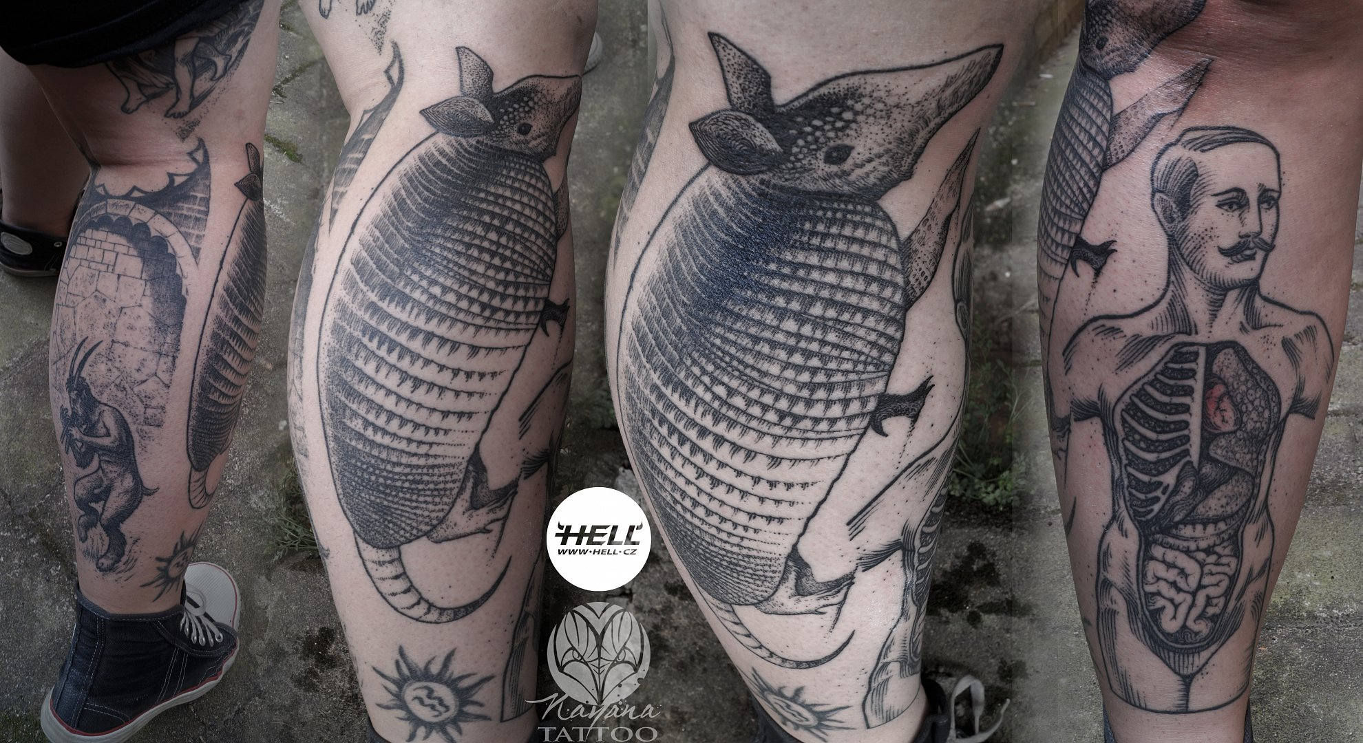 armadillo-engraving-style-tattoo-nayana