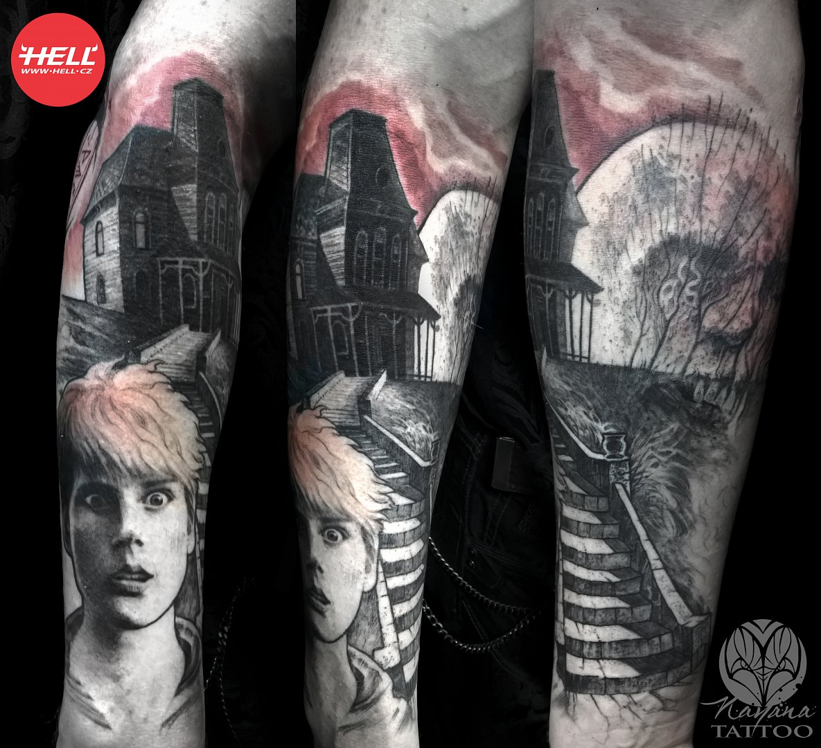 horror-psycho-zombi-house-tattoo-nayana